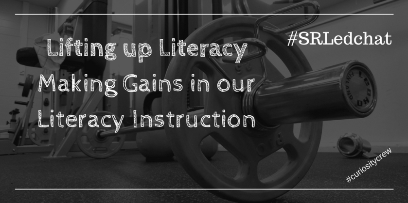 Lifting Up Literacy Intro Slide